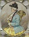 Drawing, Portrait of Sarah Cooper Hewitt in French Costume, 1899 (CH 18351229-2).jpg