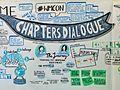 Drawing of Chapters Dialogue presentation at WMCON 01.jpg