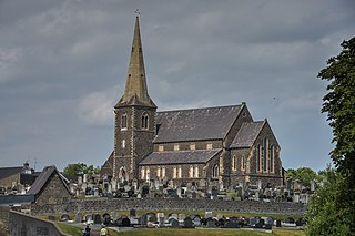 Drumcree Church Church in Portadown, Northern Ireland