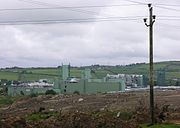 Du Pont production facility, 2007, Maydown