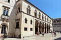 Dubrovnik, palazzo del rettore, esterno 03.JPG