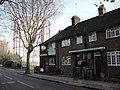 Duke of Edinburgh pub (site of) Dodds Place, Rotherhithe, London, SE16 - geograph.org.uk - 1603273.jpg