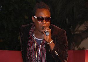 Music of Nigeria - Duncan Mighty performing