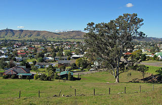 Dungog, New South Wales Town in New South Wales, Australia