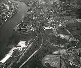 Dunston, Tyne and Wear - Dunston, 1971