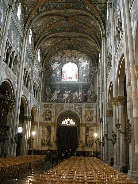 File:Duomo di parma, controfacciata.JPG