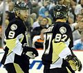 Dupuis and Crosby 2010-10-07.jpg