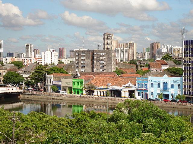 Ресифи, Бразилия (источник Википедия)