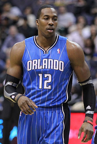 2012 NBA All-Star Game - Dwight Howard received the most votes by fans, to be the leading vote-getter.