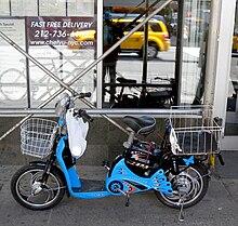 Electric Bicycle Wikipedia