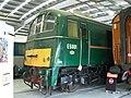 E5001, Locomotion Shildon, 28 April 2010 (1).JPG