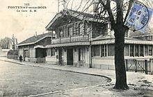 Bureaux De Vote Fontenay Sous Bois : Fontenay sous bois u wikipédia
