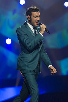 Marco Mengoni ô Eurovision Song Contest 2013