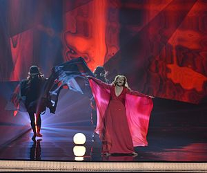 San Marino in the Eurovision Song Contest - Image: ESC2013 San Marino 03 (crop)