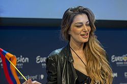 ESC2016 - Armenia Meet & Greet 01.jpg
