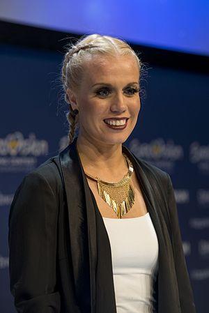 Greta Salóme Stefánsdóttir - Stefánsdóttir in 2016