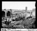 ETH-BIB-Rom, Forum von Süden oben, gegen Osten-Dia 247-05577.tif