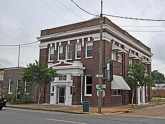 National Register of Historic Places listings in Evangeline Parish, Louisiana - Image: EVANGELINE BANK AND TRUST COMPANY, EVANGELINE PARISH, LA