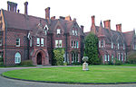 All Nations Christian College (Easneye Mansion)