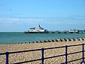 Eastbourne Pier - what a difference a day makes^ - geograph.org.uk - 30786.jpg
