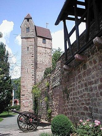 Eberbach (Baden) - Pulverturm
