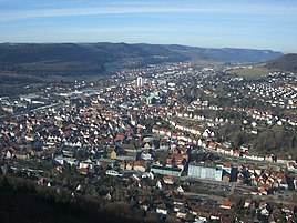 A view of Ebingen.