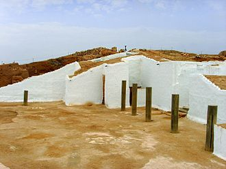 Syria - Ebla royal palace c. 2400 BC