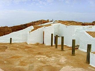 Syria - Ebla royal palace c. 2400 BC