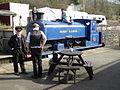Ecclesbourne Valley Railway - unposed staff (geograph 4863440).jpg