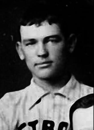 Ed Beatin - Ed Beatin, c. 1888