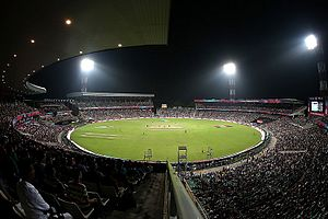 Eden Gardens under floodlights during a match.jpg