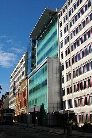 Edmund Street - Image: Edmund Street development Birmingham UK