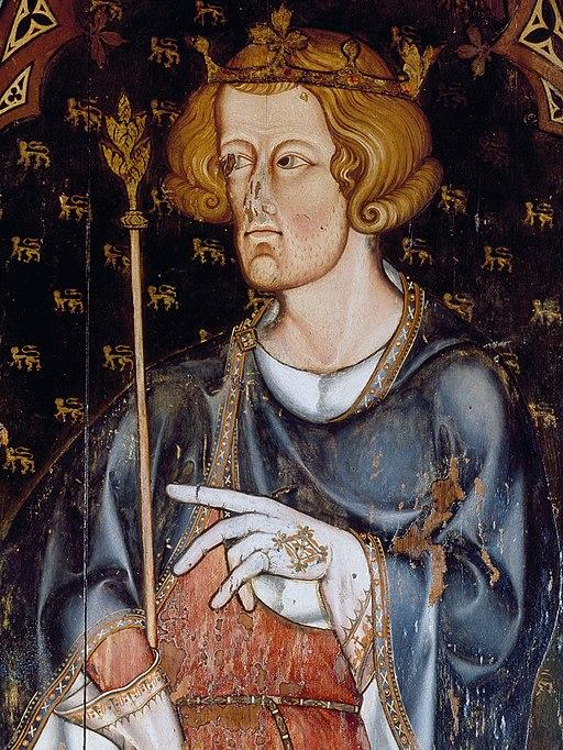 Edward I - Westminster Abbey Sedilia