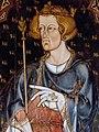 Edward I - Westminster Abbey Sedilia.jpg