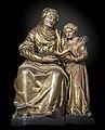 Eglise Notre-Dame du Taur - L'éducation de la Vierge par saint Anne PM31001426.jpg
