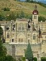 Eglise de Saint Antoine l Abbaye - ISERE 38 FRANCE - Alain Van den Hende - Licence CC 4 0 - 1707 SAM 1723.jpg