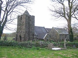 St Marys Church, Llanfair-yng-Nghornwy Church in Wales