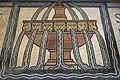 Ehemalige Johanniterordenskirche St. Leonhard Regensburg St.-Leonhards-Gasse 1 D-3-62-000-1027 19 Altarraum Terrazzoboden mit Bodenmosaik.jpg