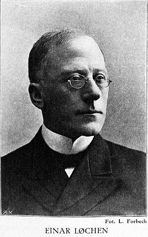1850 in Norway - Einar Løchen