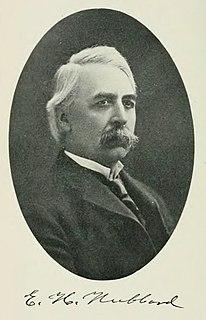 Elbert H. Hubbard American politician