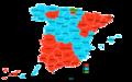 Elecciones generales españolas de 2004 - distribución del voto.png