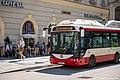 Electric bus, Vienna.jpg
