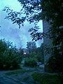 Elektrostal. Fire on street Mayakovskogo, house 8. img 03.jpg