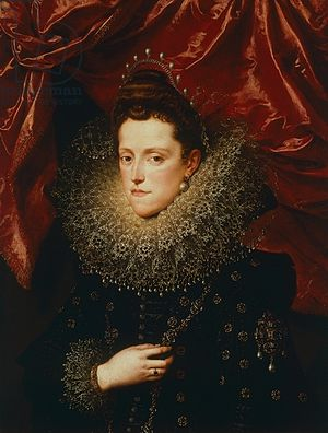 Vincenzo Gonzaga, Duke of Mantua - Eleonora de' Medici.