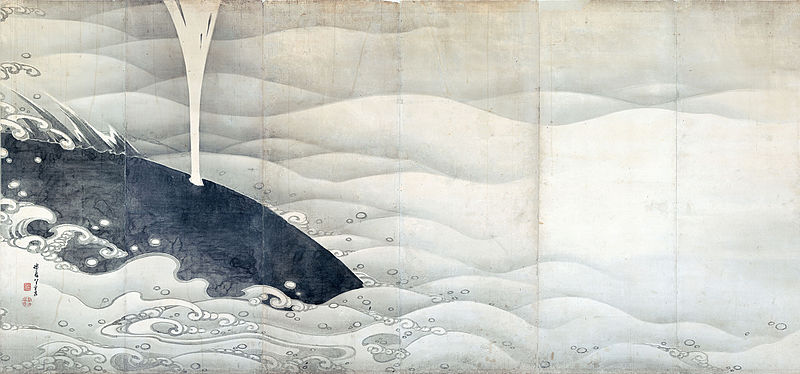 File:Elephant and Whale Screens by Ito Jakuchu (Miho Museum)L.jpg