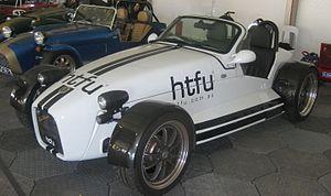 Elfin Sports Cars - Image: Elfin MS8 Clubman 2007
