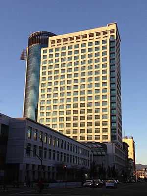 Elihu M. Harris State Office Building - Image: Elihu M. Harris State Office Building