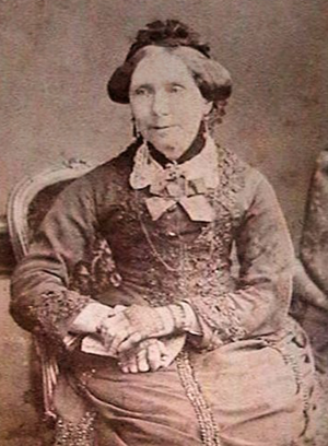 Eliza Acton - Acton in later life