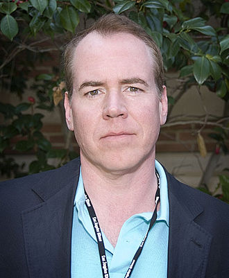 Bret Easton Ellis - Ellis at the ''Los Angeles Times'' Festival of Books on April 25, 2010
