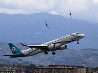 I-ADJR - E190 - Air Dolomiti